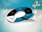 Financial World PowerPoint Template#19
