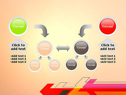 Arrows Pointing Towards Each Other PowerPoint Template Slide 19