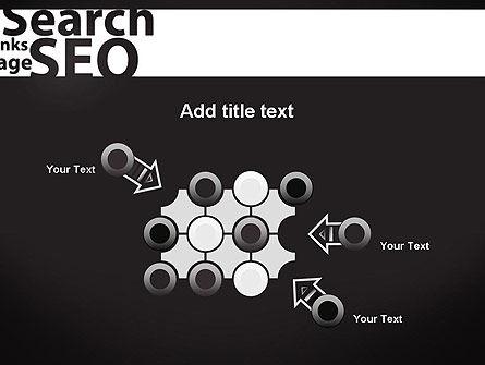 SEO Word Cloud PowerPoint Template Slide 10