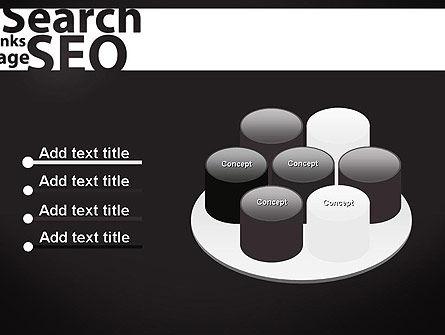 SEO Word Cloud PowerPoint Template Slide 12