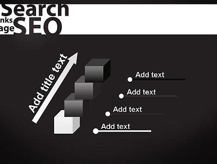 SEO Word Cloud PowerPoint Template Slide 14
