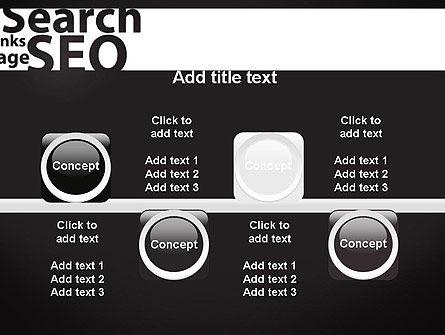SEO Word Cloud PowerPoint Template Slide 18