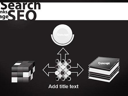 SEO Word Cloud PowerPoint Template Slide 19