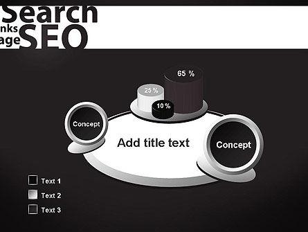 SEO Word Cloud PowerPoint Template Slide 6