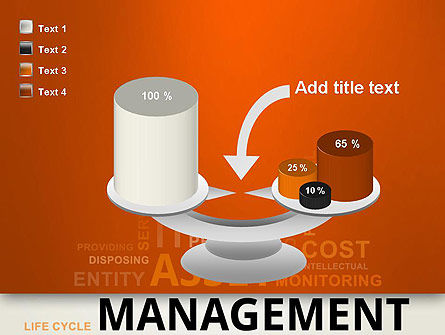 Asset Management Word Cloud PowerPoint Template Slide 10