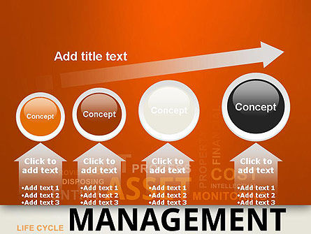 Asset Management Word Cloud PowerPoint Template Slide 13