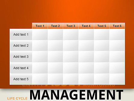 Asset Management Word Cloud PowerPoint Template Slide 15