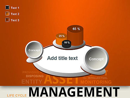 Asset Management Word Cloud PowerPoint Template Slide 16