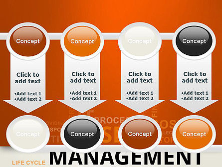 Asset Management Word Cloud PowerPoint Template Slide 18
