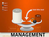 Asset Management Word Cloud PowerPoint Template#10