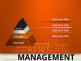 Asset Management Word Cloud PowerPoint Template#12