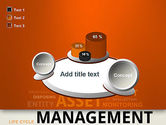 Asset Management Word Cloud PowerPoint Template#16