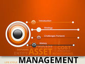 Asset Management Word Cloud PowerPoint Template#3
