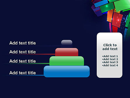 Dynamic Background PowerPoint Template Slide 8