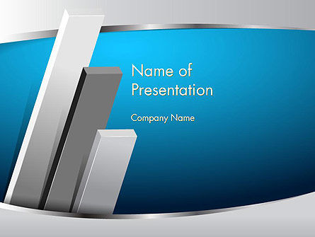 Silver Planks PowerPoint Template