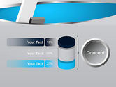 Silver Planks PowerPoint Template#11