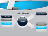 Silver Planks PowerPoint Template#14