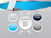 Silver Planks PowerPoint Template#6