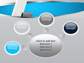 Silver Planks PowerPoint Template#7