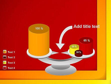 Frame Corner PowerPoint Template Slide 10