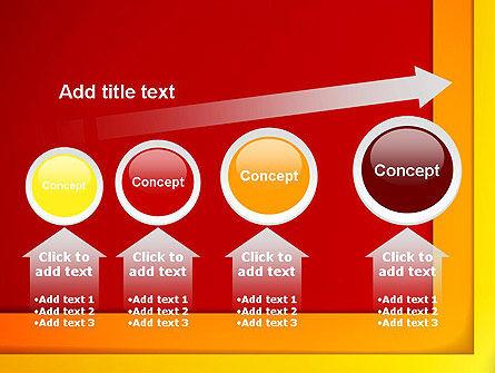 Frame Corner PowerPoint Template Slide 13