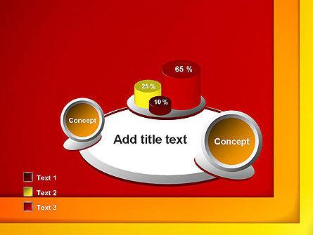 Frame Corner PowerPoint Template Slide 16