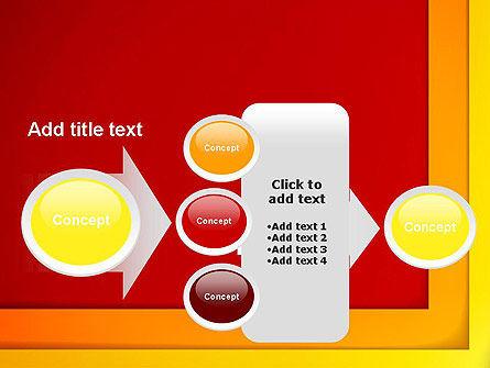 Frame Corner PowerPoint Template Slide 17