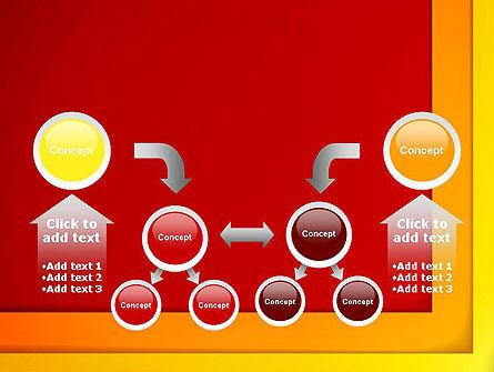 Frame Corner PowerPoint Template Slide 19
