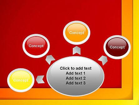 Frame Corner PowerPoint Template Slide 7
