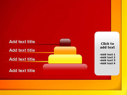 Frame Corner PowerPoint Template Slide 8