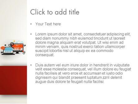 Web Design and Site Development PowerPoint Template, Slide 3, 12818, Careers/Industry — PoweredTemplate.com
