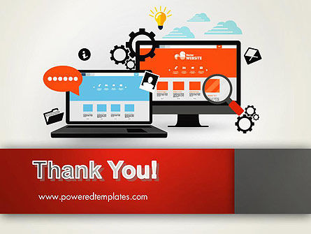 Web Design and Site Development PowerPoint Template Slide 20