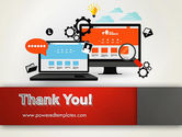 Web Design and Site Development PowerPoint Template#20