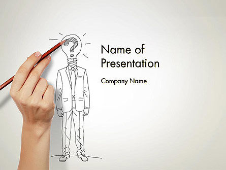 Idea Implementation PowerPoint Template, 12827, Business Concepts — PoweredTemplate.com