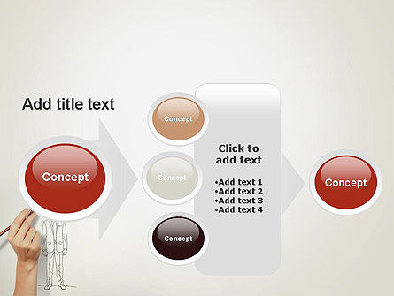 Idea Implementation PowerPoint Template Slide 17