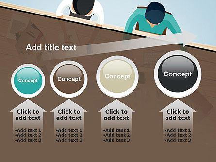 Startup Team Members Brainstorming PowerPoint Template Slide 13