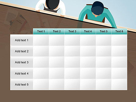 Startup Team Members Brainstorming PowerPoint Template Slide 15