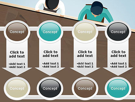 Startup Team Members Brainstorming PowerPoint Template Slide 18
