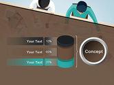 Startup Team Members Brainstorming PowerPoint Template#11
