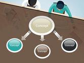 Startup Team Members Brainstorming PowerPoint Template#4