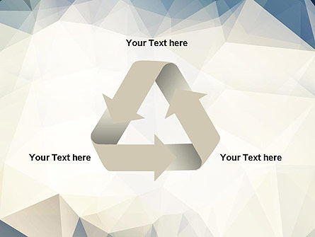 Hipster Triangles Pattern PowerPoint Template Slide 10