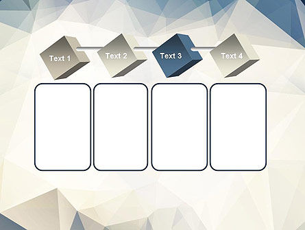 Hipster Triangles Pattern PowerPoint Template Slide 18