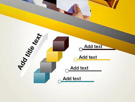 Sending Letter PowerPoint Template Slide 14