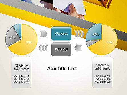 Sending Letter PowerPoint Template Slide 16