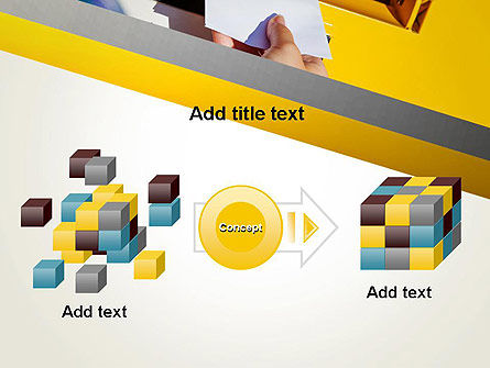 Sending Letter PowerPoint Template Slide 17