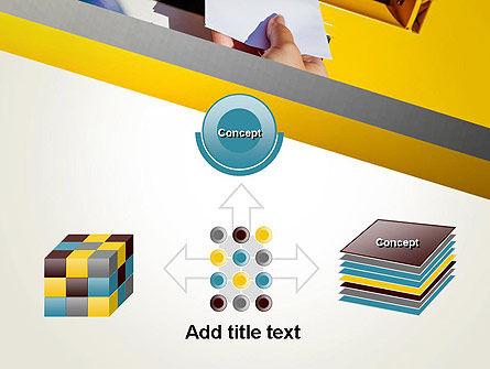 Sending Letter PowerPoint Template Slide 19
