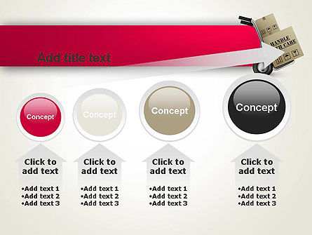 Export Concept PowerPoint Template Slide 13