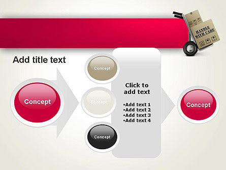 Export Concept PowerPoint Template Slide 17