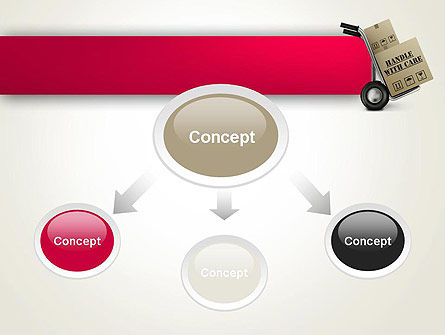 Export Concept PowerPoint Template Slide 4