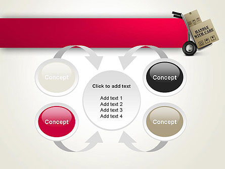Export Concept PowerPoint Template Slide 6